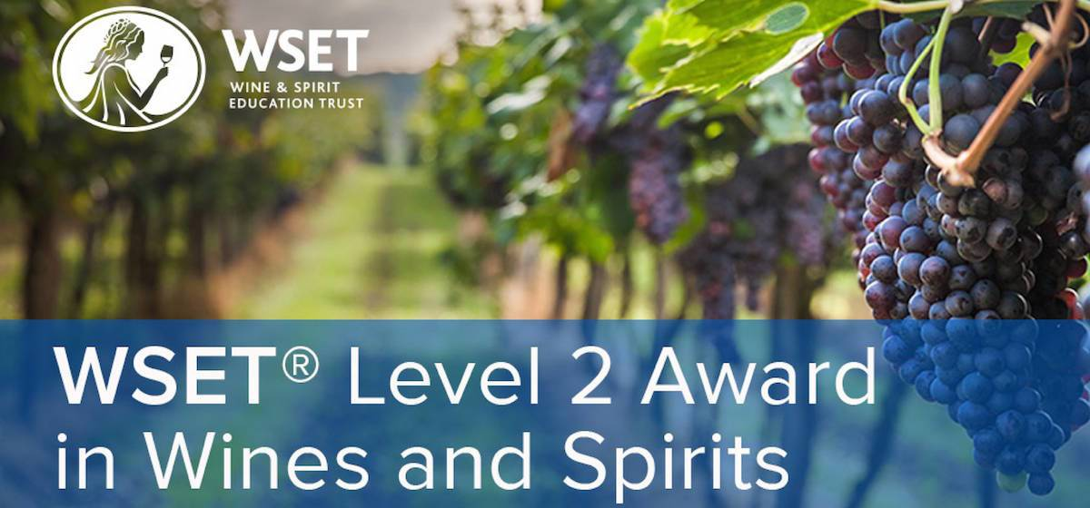 The Tasting Class WSET Level 2 Award in Grape