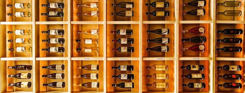 The Tasting Class - Wine bottles stored -min
