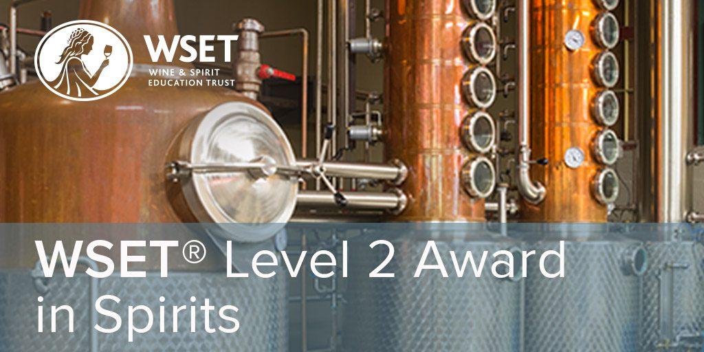 Dubai Spirits training level 2 WSET