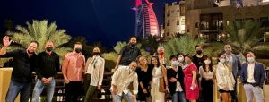 Souk Madinat Food & Wine Tasting Tour