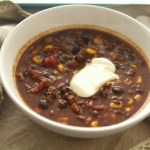 Beef Chili with Cocoa