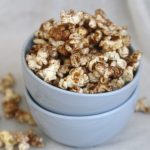 Spiced Cocoa-Dusted Popcorn