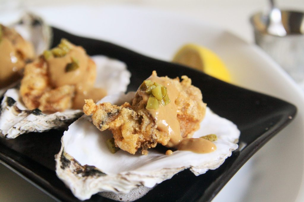 Fried Oysters Battered Recipe