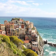 [Travel Report] Cinque Terre and Beyond!