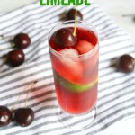 Fresh Cherry Limeade