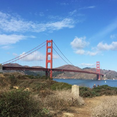 Bike, Hike, and Eat Some More in San Francisco