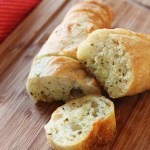 Easy Pull-Apart Garlic Bread