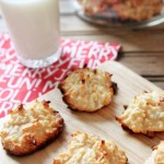 5-Ingredient Coconut Macaroons