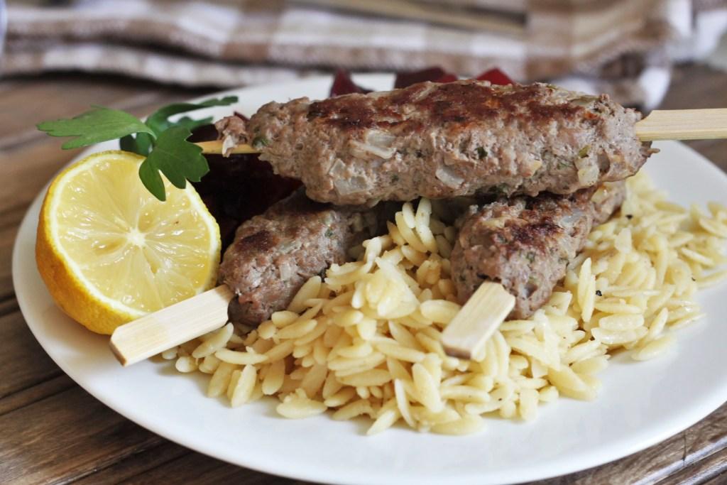 spiced-greek-lamb-kefta-with-lemon-orzo-3