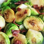 Bacon Maple Brussels Sprouts