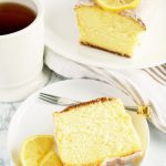 Lemon Yogurt Pound Cake