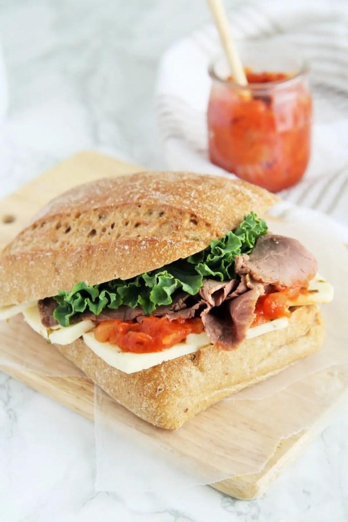 roast-beef-basil-tomato-chutney-sandwich-1