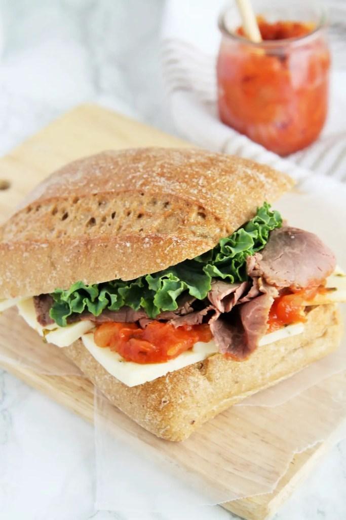 roast-beef-basil-tomato-chutney-sandwich-2