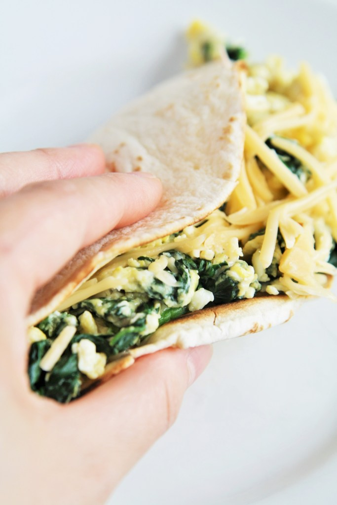 spinach-egg-cheese-breakfast-wrap-3