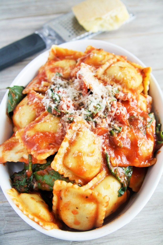 spinach-tomato-ravioli-bake-2