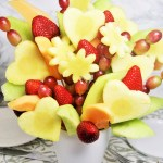 DIY Fruit Bouquet