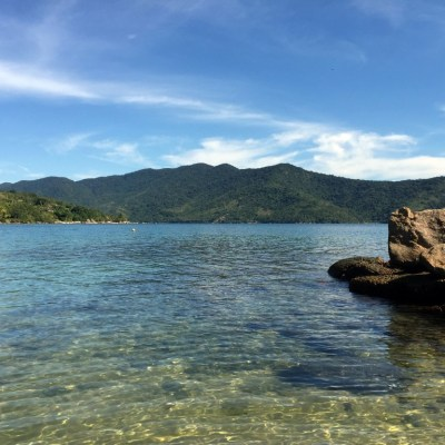 Our Road Trip from Sao Paulo to Paraty