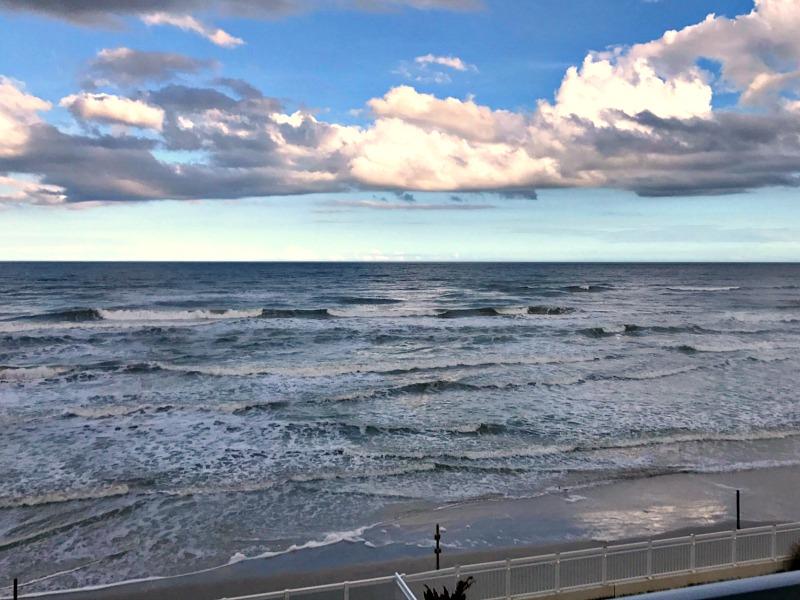 Daytona Beach hotel view