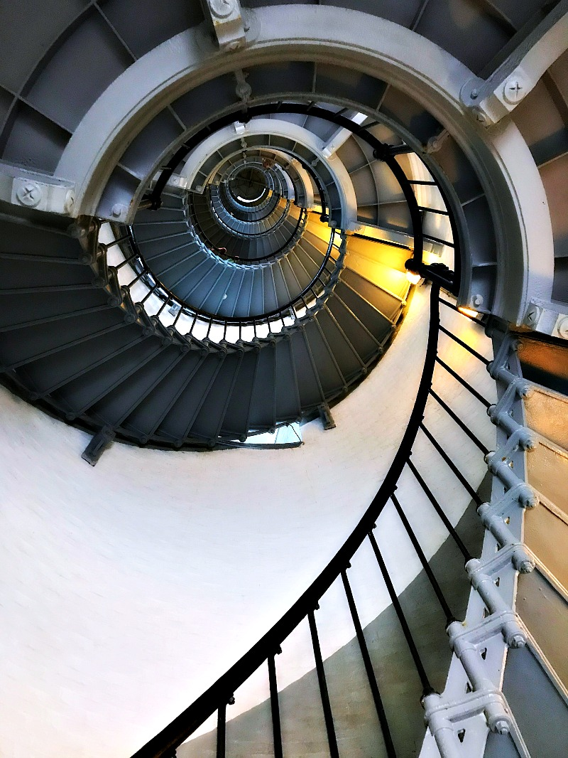 Pone de Leon inlet stairs