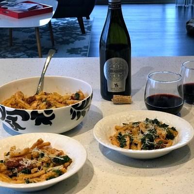 A Tasty Escape with Sartori di Verona Wine