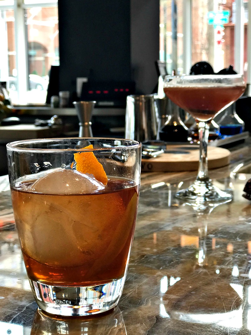 AC Hotel Bricktown cocktails
