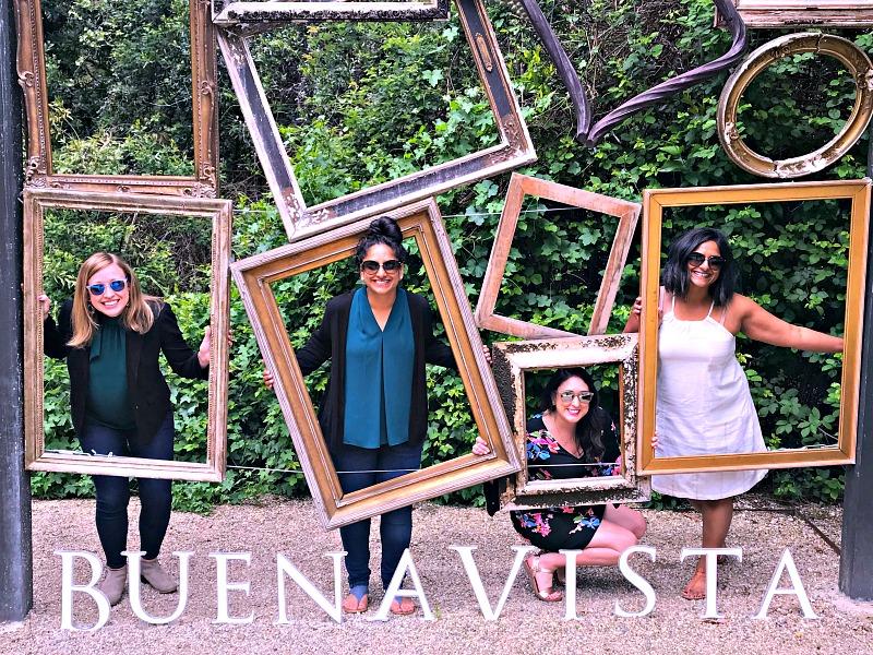 Girls Trip Buena Vista winery