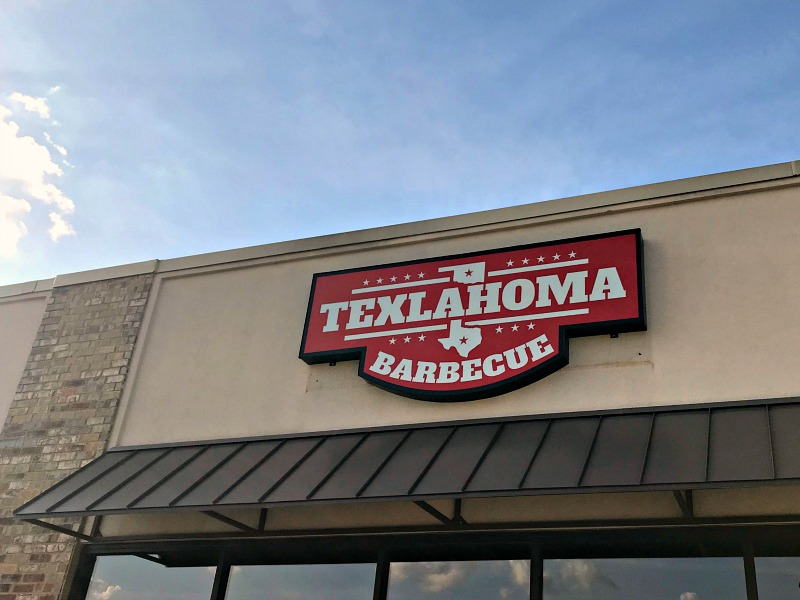 Texlahoma Barbecue