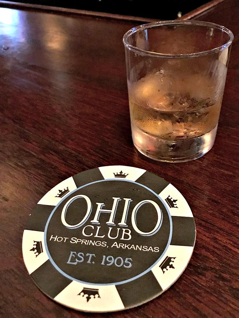 Ohio Club Hot Springs