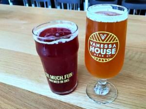 Vanessa House beer
