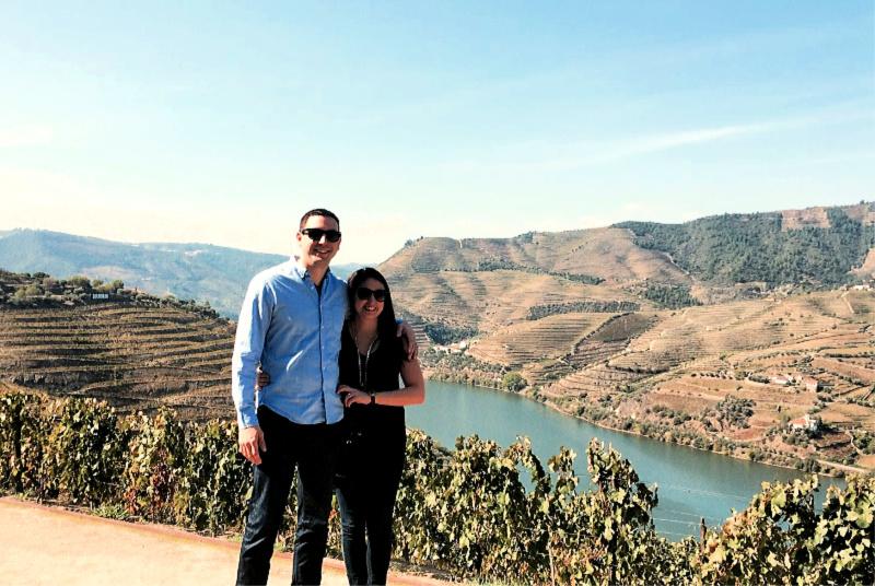 wine tour Douro Valley