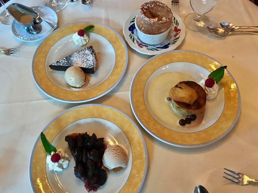 L'Auberge dessert