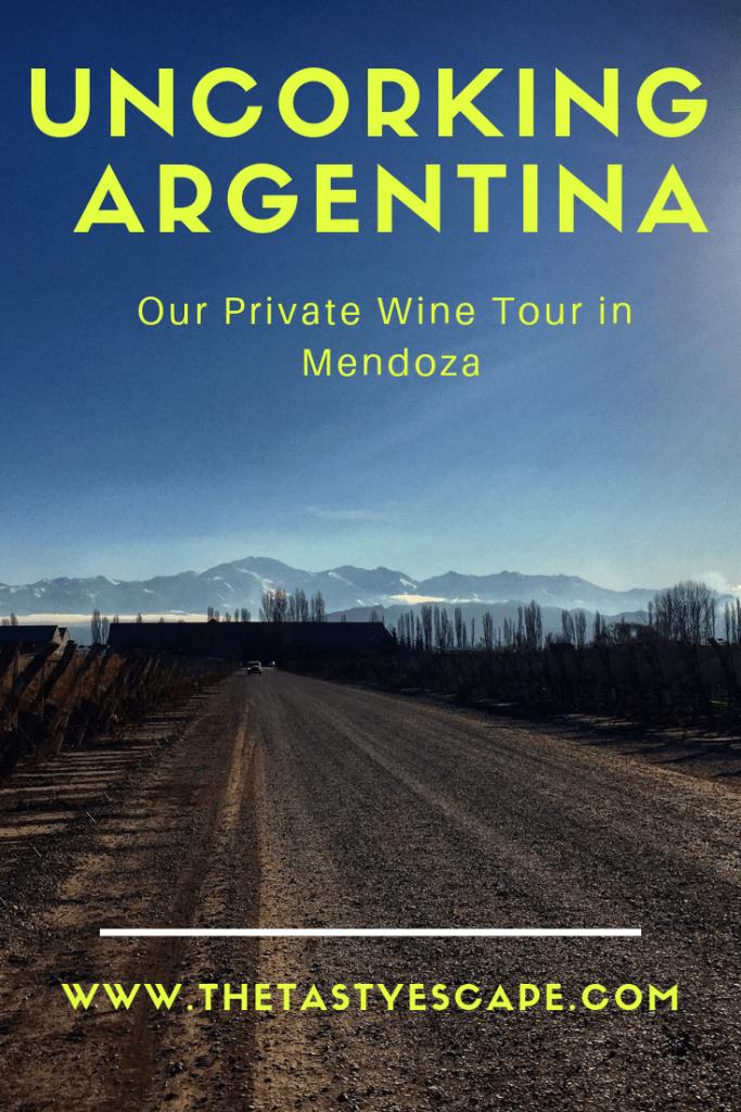 Uncorking Argentina - Our Private Wine Tour in Mendoza