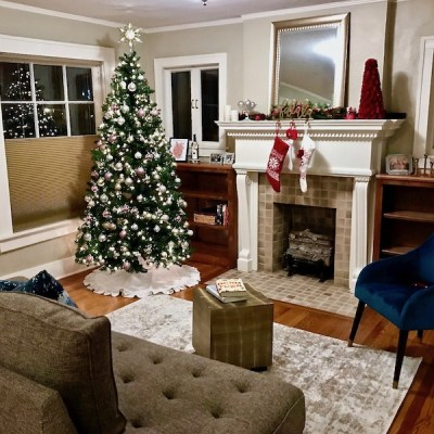 Home for the Holidays: First Christmas in Our First House