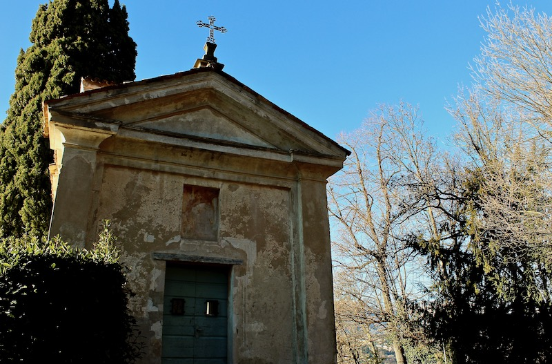 chapel dedicated to San Michele