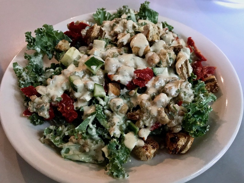 The Red Cup Kale Caesar!!