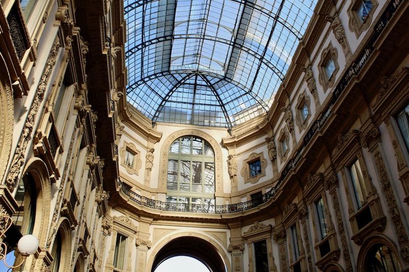 Galería Vittorio Emanuele II,
