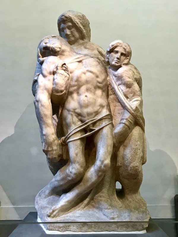 Florentine Pietà