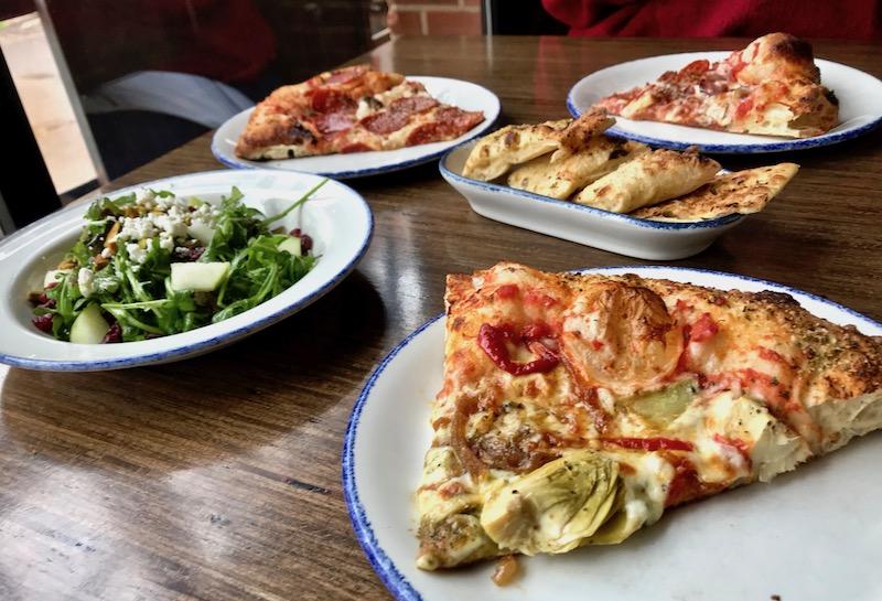 The Hall's Pizza Kitchen Midtown OKC