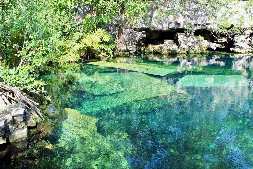 Cenote Cristalino Mexico