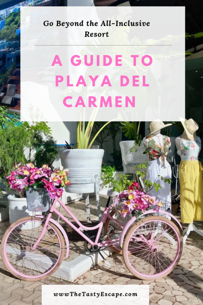A Guide to Playa del Carmen
