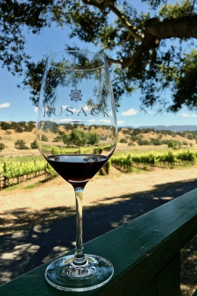 wine tasting in Santa Barbara County