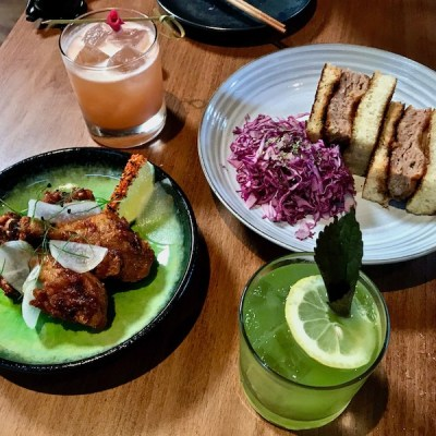 And Now For Something Completely Different: Gun Izakaya