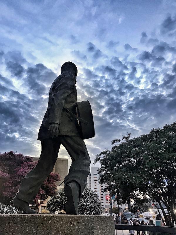 Elvis Statue Memphis