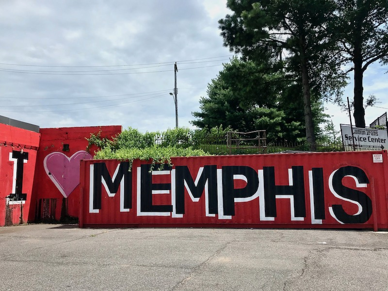 I Heart Memphis - Memphis Made Brewing