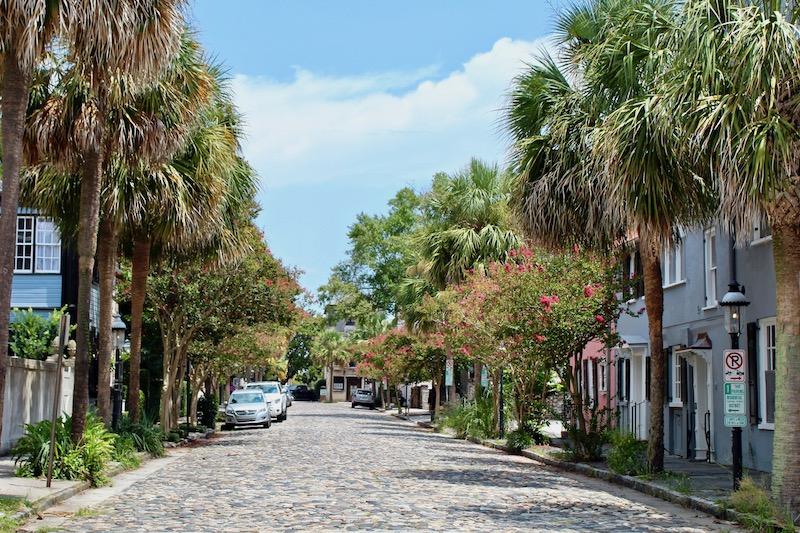 Charleston streets