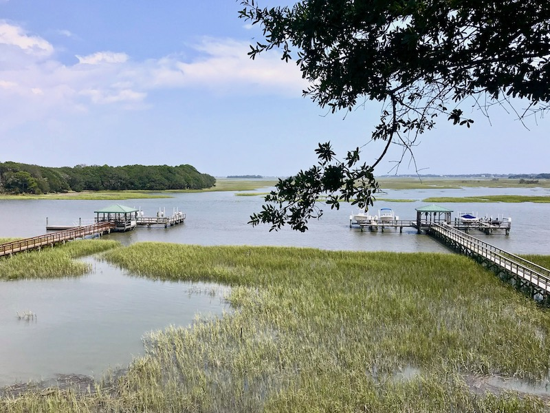 Lowcountry views
