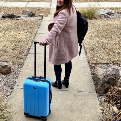 Chester Minima Suitcase: Doing Away with the Travel Blues