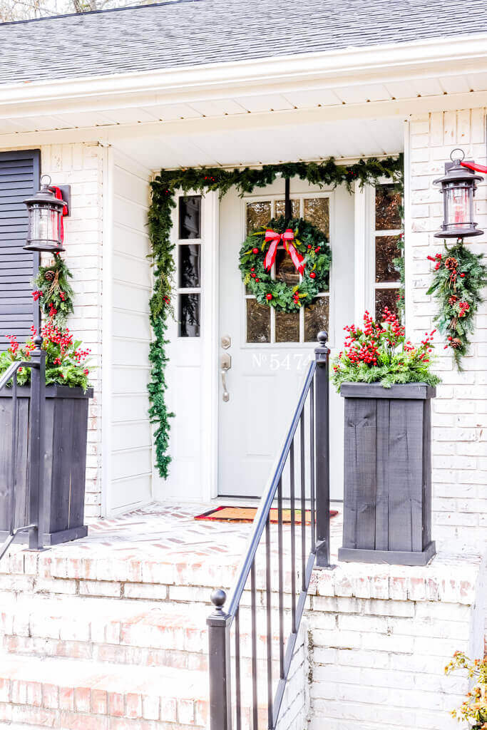Welcome Home Sunday: Celebrating Christmas Porch