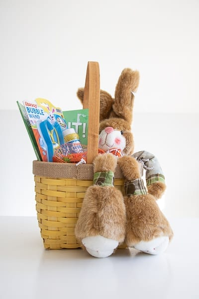 Easter basket ideas for everyone.