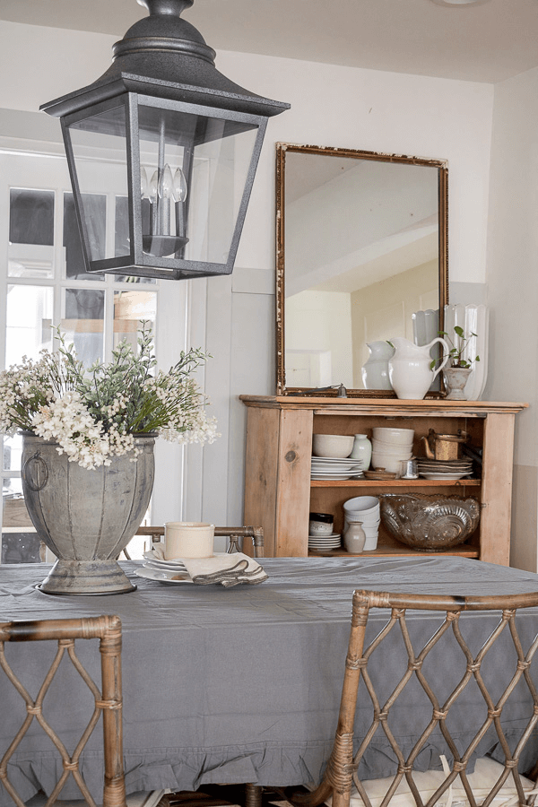 Welcome Home Sunday: Affordable Spring Decor